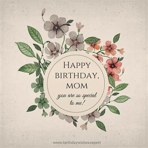 Sle Happy Birthday Wishes Beautiful Birthday Images That Your Mother Would Appreciate