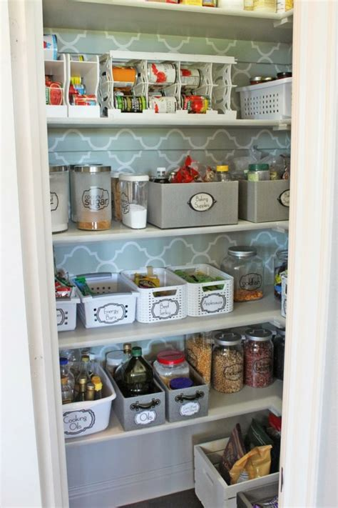 Pantry Organization Baskets by Tools For Pantry Organization Zen Of Zada