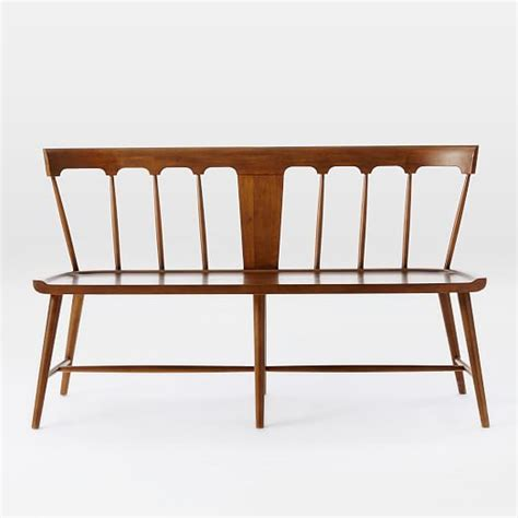 west elm dining bench splat dining bench west elm