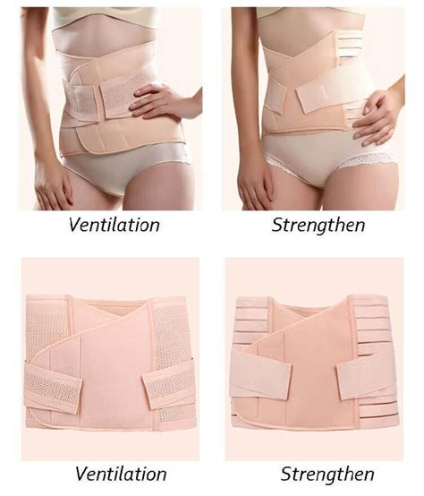 compression girdle after c section post pregnancy belly compression postpartum girdle