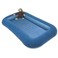 Childrens Guest Air Bed Ka Airlock Junior Airbed Blue One Size Co