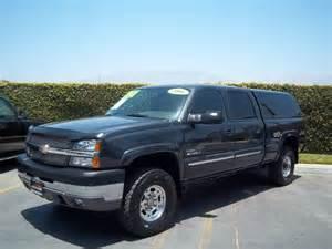 2004 Chevrolet Silverado 2500 2004 Chevrolet Silverado 2500 Lt Crew Cab Bed 4wd