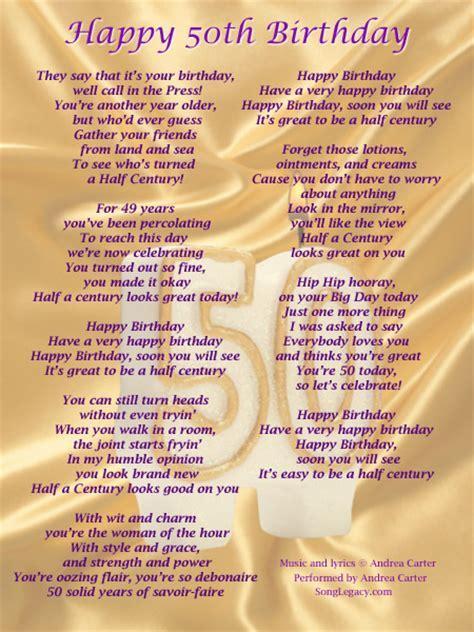 Happy 50th Birthday Quotes. QuotesGram
