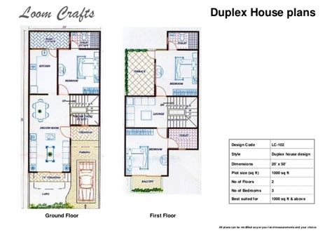 house design 1000 sq ft