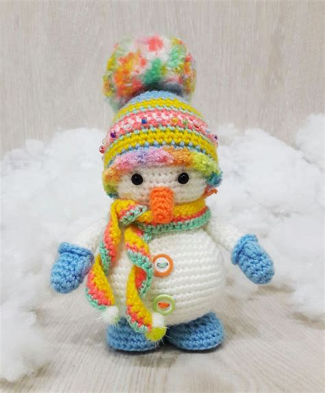 amigurumi patterns to crochet snowman amigurumi free crochet pattern stylesidea