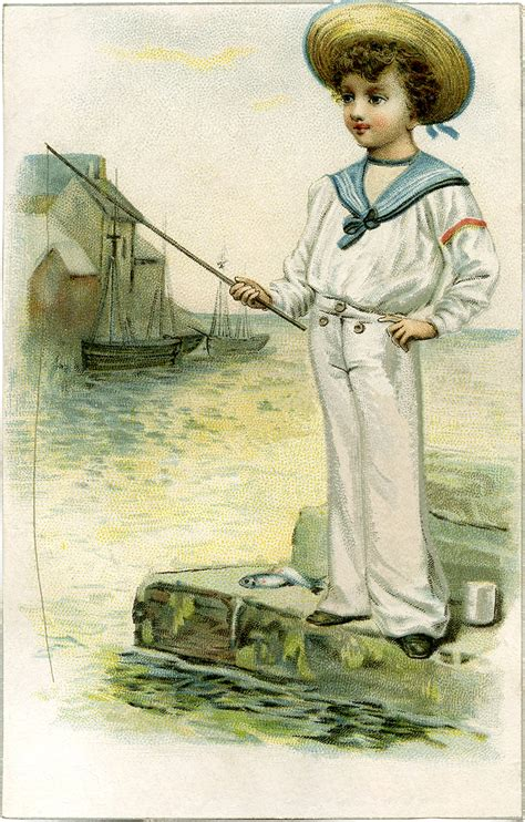 Sailor Boy vintage sailor boy picture the graphics