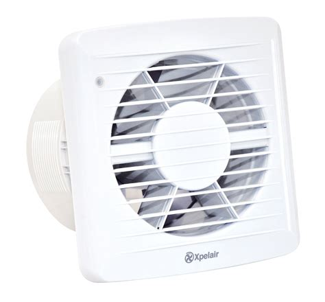 Kitchen Fan With Humidistat Xpelair 6 Inch Kitchen Extractor Fan With Humidistat Timer