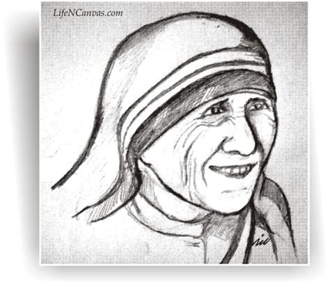 simple biography of mother teresa september 2012 life n canvas