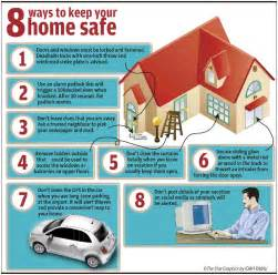 safe at home burglar proof your home this holidays