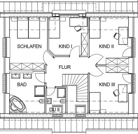 wohnung 65 m2 grundriss landhaus grundriss dachgeschoss mit 70 91 m 178 wohnfl 228 che