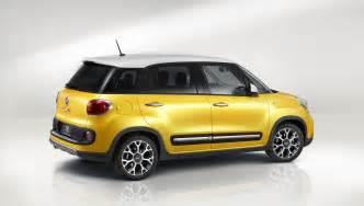 Fiat 500l Trekking 2014 Fiat 500l Trekking Price Top Auto Magazine