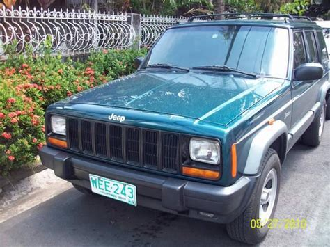 98 Jeep Sport For Sale 98 Jeep Sport For Sale From Manila Metropolitan