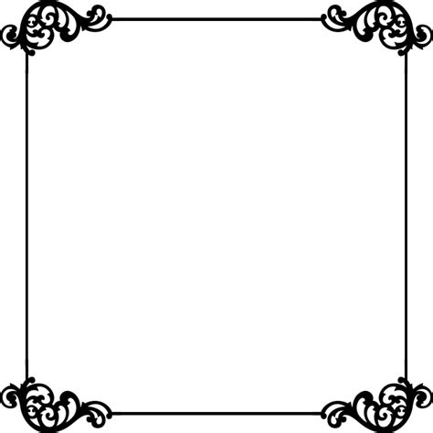 free card border templates free border templates clipart best