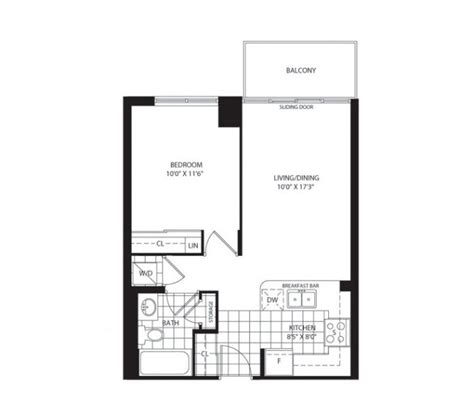 51 lower simcoe floor plans 51 lower simcoe floor plans virtual tour of 51 lower