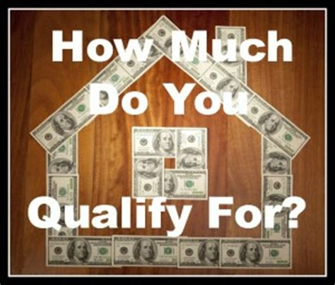 how much can i qualify for or borrow when buying a home
