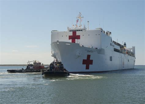 usns comfort location hospital ship usns comfort departs for puerto rico gcaptain
