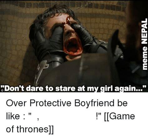 Over Protective Boyfriend Meme Foto - 25 best memes about protective boyfriend protective