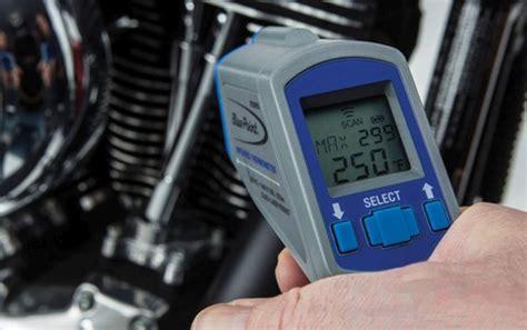 Kunci Obeng Dok bluepoint thermometer mendeteksi kerusakan motor tanpa bongkar