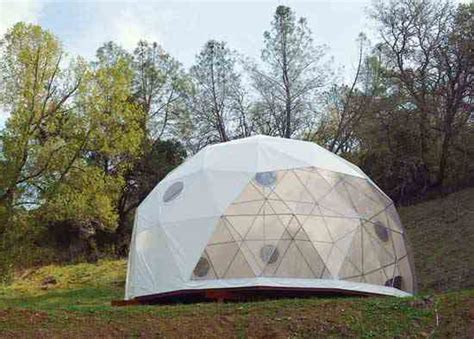Small Dome Home Kits Debt Free Living In Your Home Green Homes