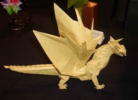 Joseph Wu Origami - gilad s origami page origami usa convention 2006 joseph