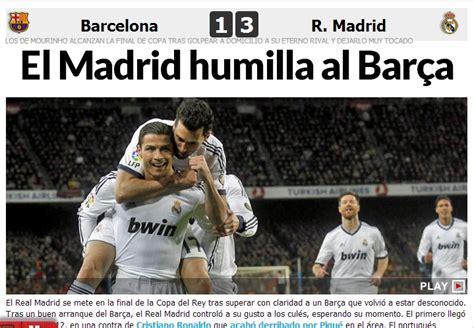 descargar imagenes del real madrid humillando al barcelona 191 el madrid humilla al barca taringa