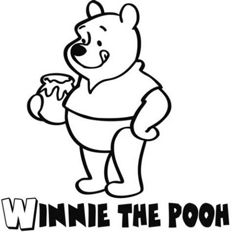 Imagenes De Winnie Pooh Faciles   dibujos faciles de hacer de winnie pooh imagui