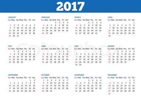 Calendã 2017 Feriados Nacionais Pdf 2017 Calendar Related Tufing