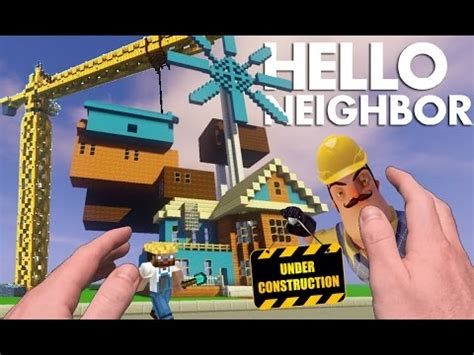 [full download] minecraft hello neighbor alpha 2 house in