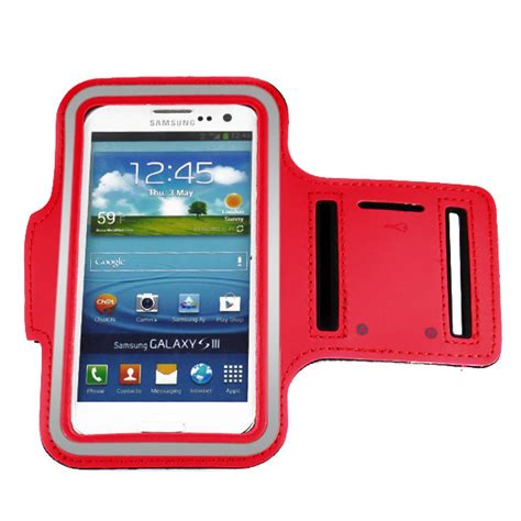 Galaxy X Armband Sportycase For Iphone 5 Sg Blue fashionable sports armband for iphone 6 4 7 inch samsung galaxy s3 s4 sw box
