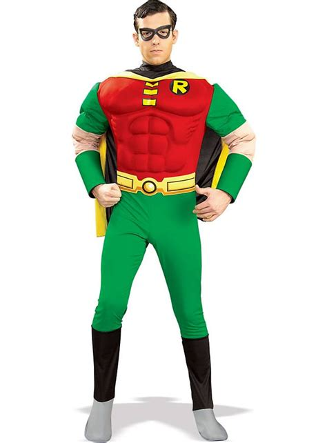 original batman robin costume