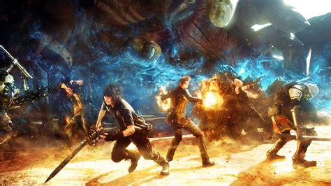 wallpaper 4k fantasy final fantasy xv wallpapers in ultra hd 4k