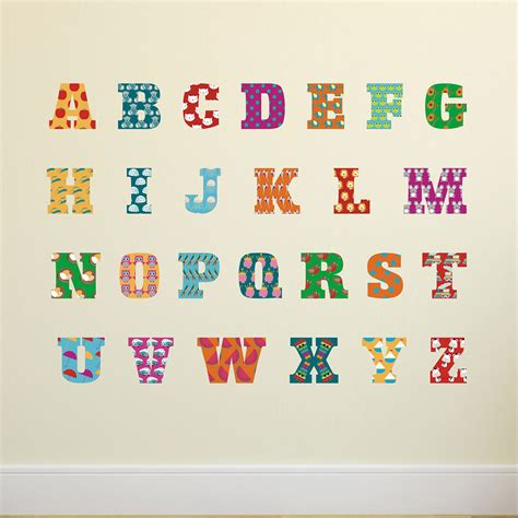letter stickers for walls buy cheap alphabet wall letter compare products prices for best uk deals