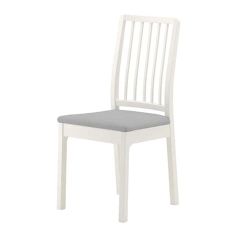Ikea Dining Chairs White Ekedalen Chair Ikea