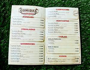 indian restaurant menu templates