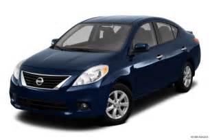 2013 Nissan Versa Sedan 2013 Nissan Versa Sedan Versatile