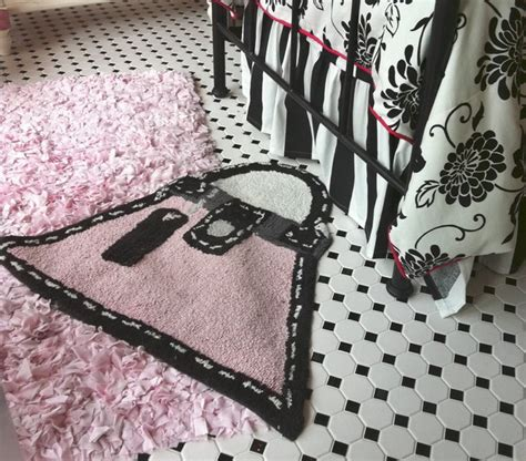 black and white paris bedroom pink black and white girl s bedroom paris theme contemporary kitchen miami by