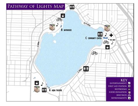 seattle city light locations seattle city light sponsors green lake pathway of lights
