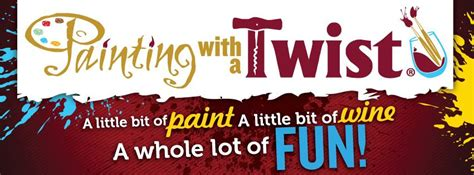 paint with a twist fundraiser fundraising event painting with a purpose live for today