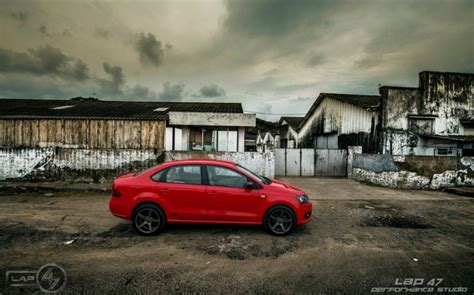volkswagen vento black modified 5 budget cars that look red in red