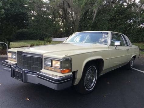 Cadillac Coupe 1984 Cadillac Coupe 1984 For Sale Photos Technical