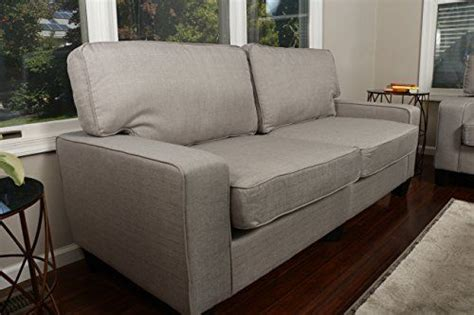 home 3 person contemporary upholstered linen sofa 51 best stunning living room images on living