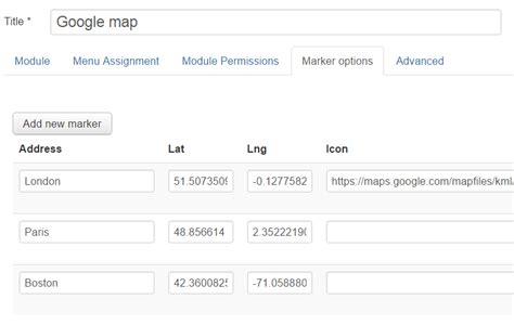 tutorial joomla spanish free google maps plugin for joomla 2 5 3 x