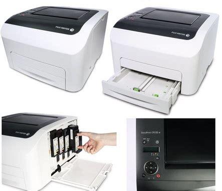Printer Xerox Warna fuji xerox cp225w review an environment friendly sled