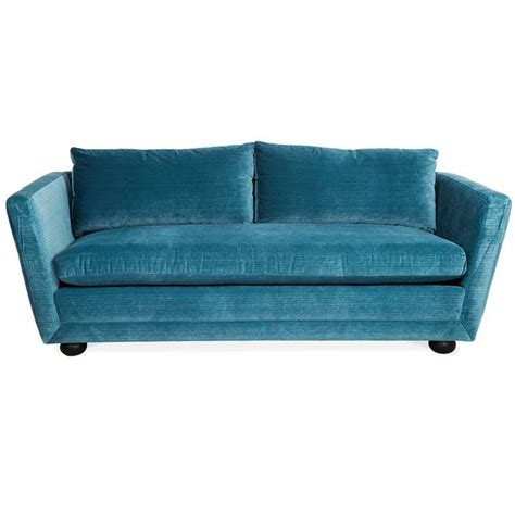 turquoise loveseat jonathan adler sebastian loveseat everything turquoise