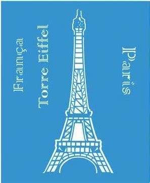 plantillas torre eiffel plantillas otros cosqueretas tienda de bellas artes y