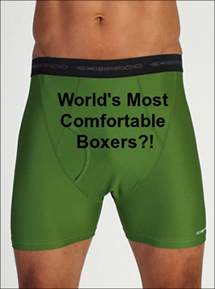 are these really the world s most comfortable boxers give