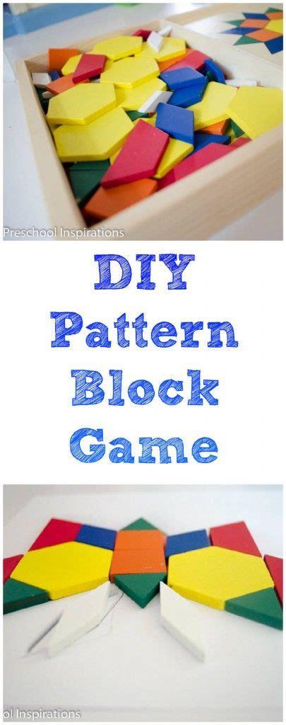 pattern blocks math games 213 best pattern blocks images on pinterest preschool