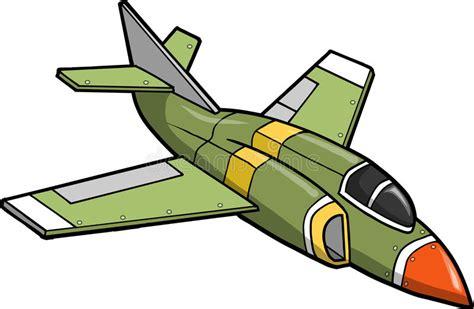 fighter clipart jet fighter vector illustration stock vector