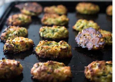 greek zucchini tots mini fritters recipetin eats