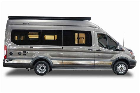 ford motorhome winnebago just made a dirtbag dream van